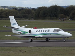 2-WOOD Cessna Citation Bravo 550B (Private)