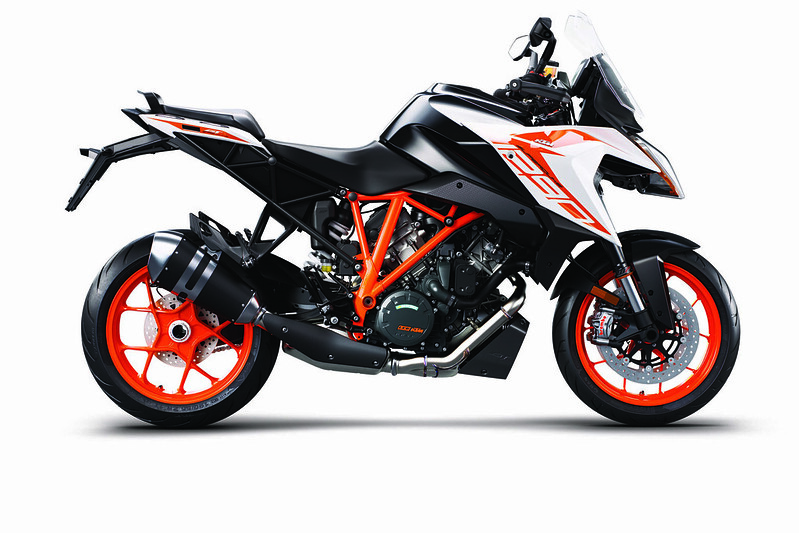 KTM 1290 Super Duke GT MY19 Orange 90-Ri