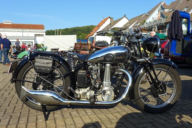 Horex S6 1938 600cc OHV