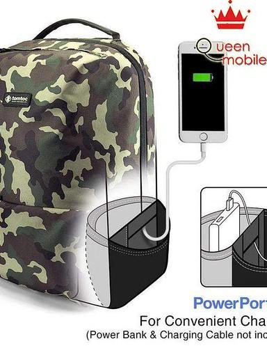 Khuyến mãi Balo Chống Trộm TOMTOC (USA) lightwweight Camping Laptop15 Camo A72-E01X01 giá rẻ tại QUEENMOBILE , Mua ngay Balo Chống Trộm TOMTOC (USA) lightwweight Camping Laptop15 Camo A72-E01X01: http://bit.ly/2EwkRst Mô tả Tomtoc Multifunctional Backpack
