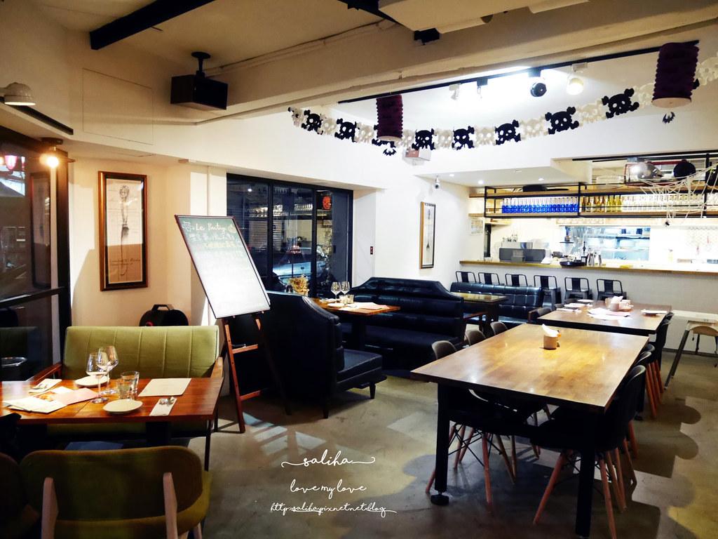 台北大安區安和路信義安和站浪漫咖啡餐廳推薦Le Partage 樂享小法廚 (4)