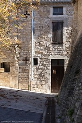 Barjac, Occitainie, France