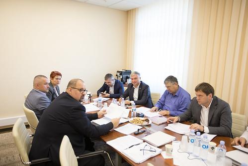 17.10.2018 Şedinţa Comisiei juridice, numiri şi imunităţi