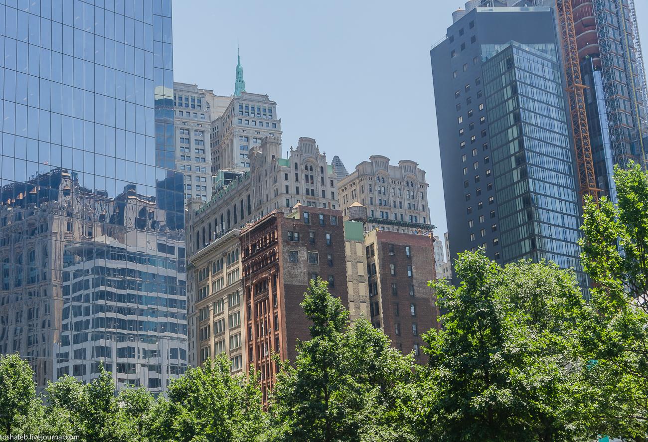 Нью-Йорк_парк 11 сентября-20