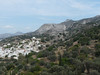 Naxos, vesnice Filoti, foto: Petr Nejedlý