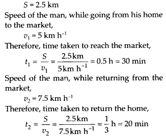 NCERT Solutions for Class 11 Physics Chapter 3 Motion in a Stright line 17