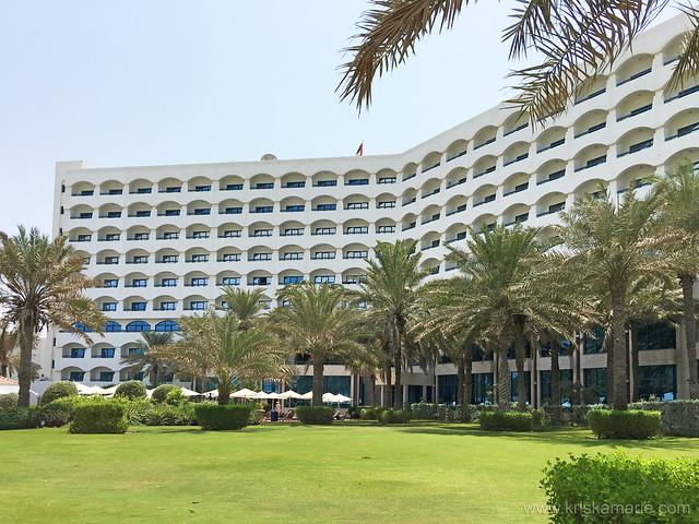 Ajman Hotel Grounds 2