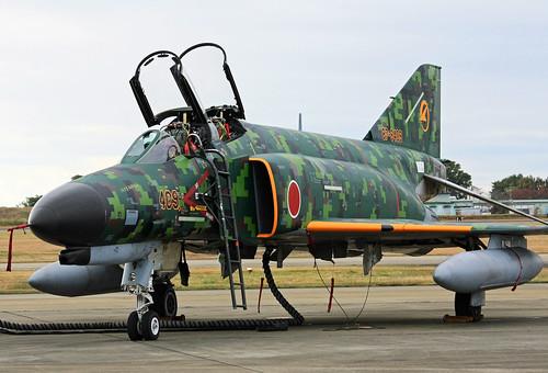 F-4EJ 飛行開発実験団 特別塗装機 87-8409IMG_6638_2