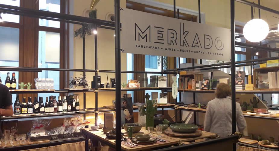 Uit eten in Antwerpen: Merkado | Mooistestedentrips.nl