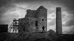 Magpie Mine - storm approaching