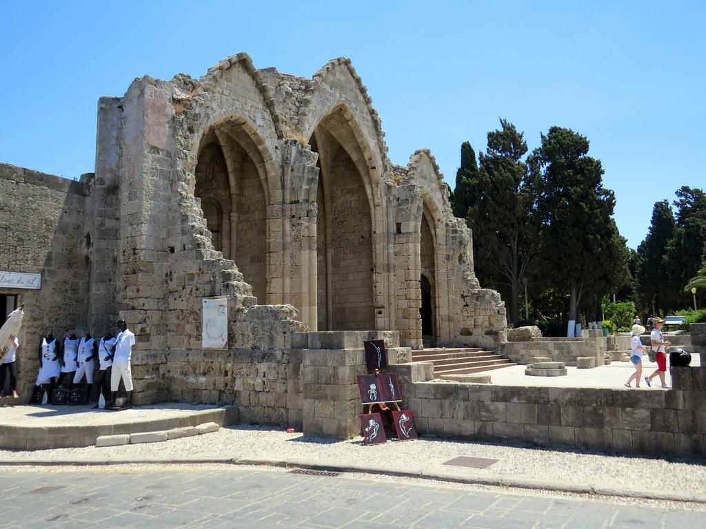 Церковь Богородицы Бурго 2