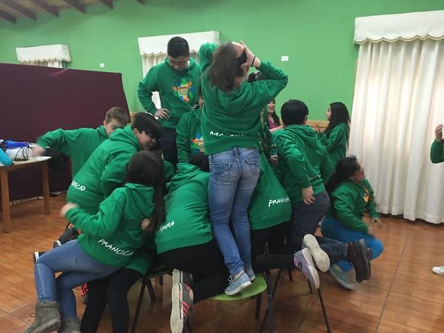 2da Jornada de Formación de Mediadores Escolares