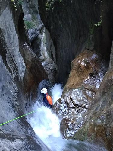canyon du Monar