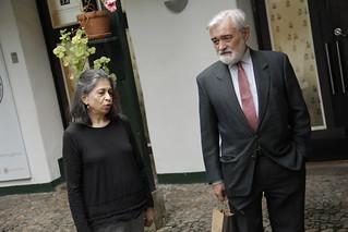 Visita a Colombia director de la RAE