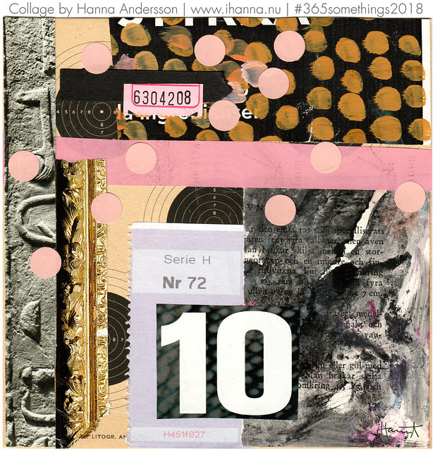 Ten Times Bigger - Collage no 275 by iHanna