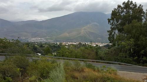 Town in Alpujarra Mountains, Sierra Nevada
