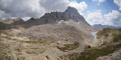 Glaciar rocoso de Chambeyron - Saint-Paul-sur-Ubaye (Francia) - 05