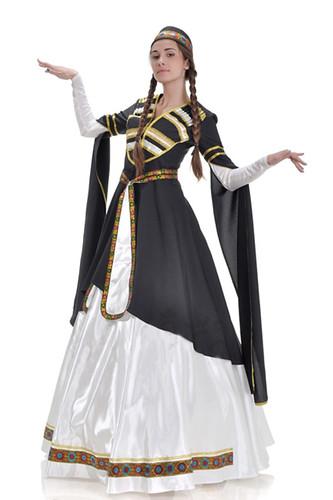 Женский карнавальный костюм Грузинский