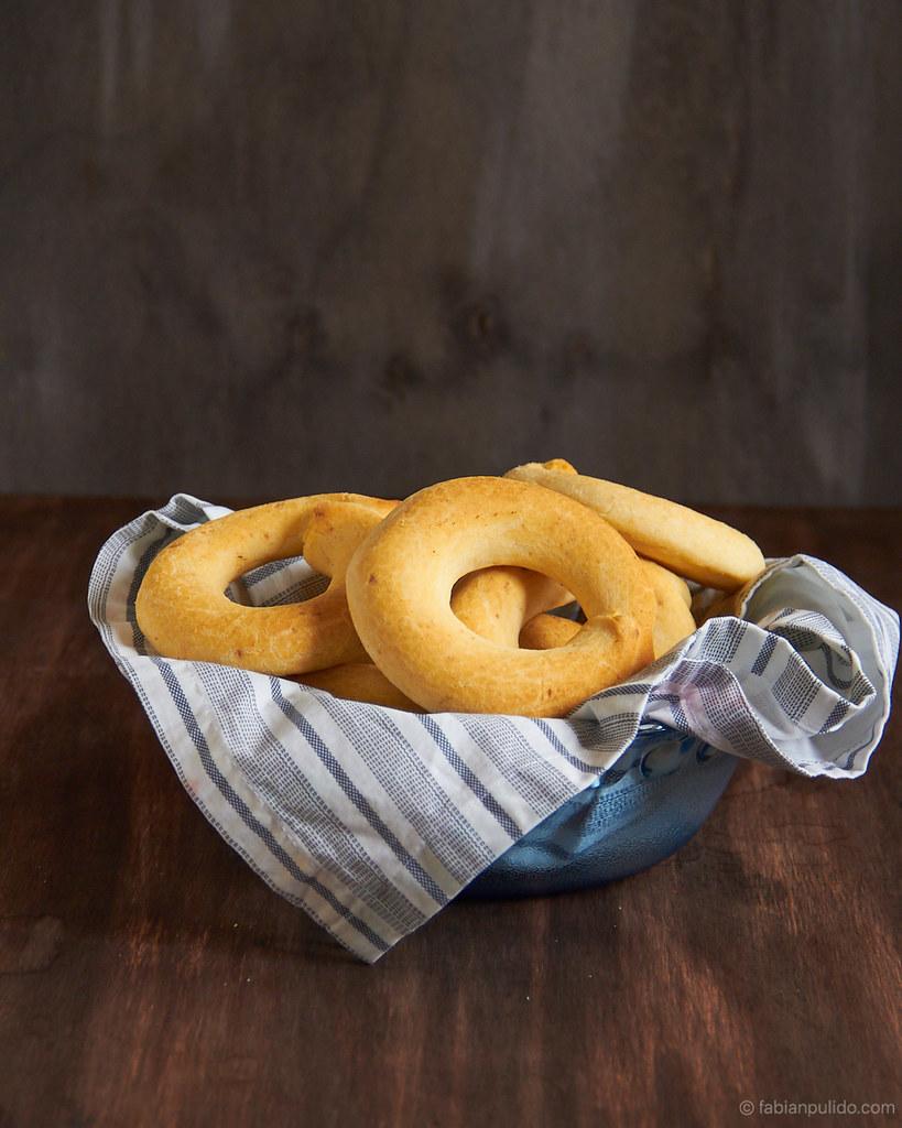 Pan de Sagú artesanal, en horno de barro!