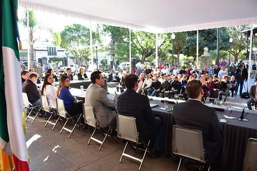 Sesión Solemne de Ayuntamiento 70 aniversario de la Dclaración Universal de los Derechos Humanos