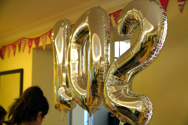 Johnnie's 102th birthday