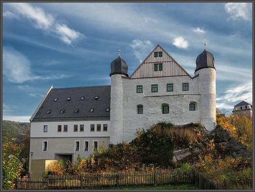 Zeughaus Schloß Schwarzburg