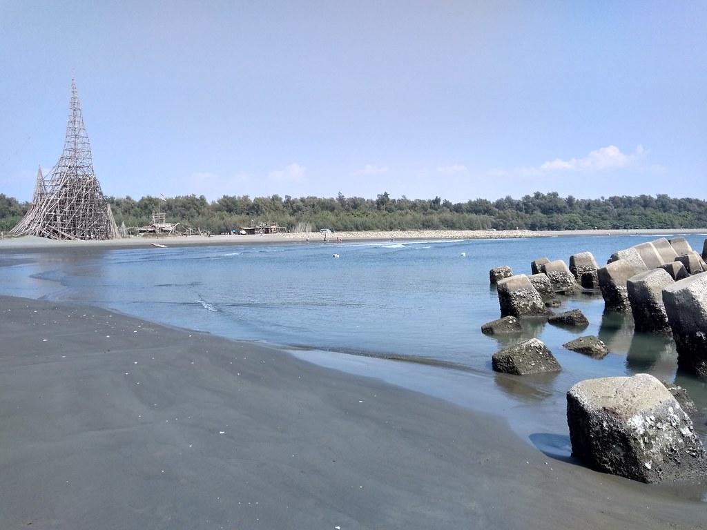 月牙湾沙滩