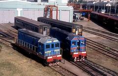 - GUS  Dieselloks  TschME2 - 091  bis