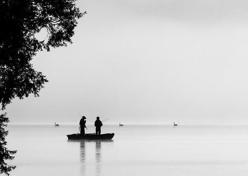 llangors fishermen 8363 (philip hayman)