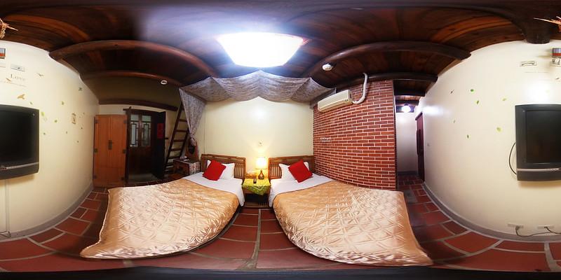 61二人套房一大床