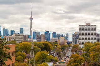 View from Casa Loma