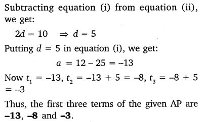 NCERT Solutions for Class 10 Maths Chapter 5 Arithmetic Progressions 42