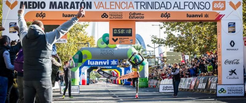 Nový světový rekord v půlmaratonu!