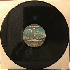 ZZ TOP:TEJAS(RECORD SIDE-A)