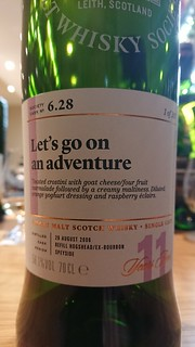 SMWS 6.28 - Let's go on an adventure