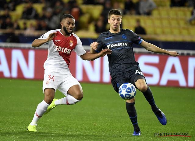 AS Monaco - Club Brugge 06-11-2018