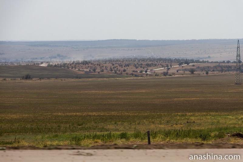 Пейзажи Восточного Крыма