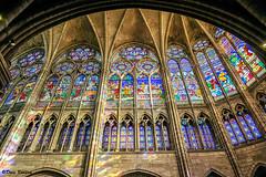 Basilique Cathedral of St-Denis, Paris  2018