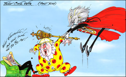 Tory-Civil-War Gerald Scarf