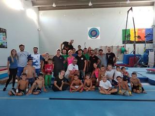 Collegiale di ginnastica artistica di Brindisi