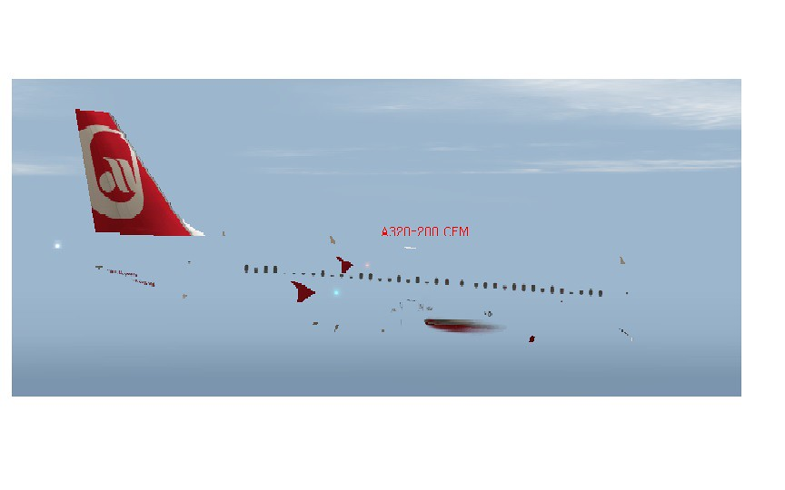 Laudamotion AI Aircraft Error