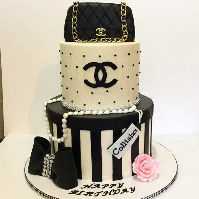 Chanel Cake by Cakes, Confections & More