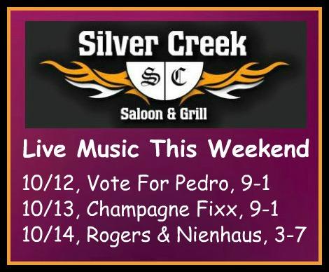 Silver Creek Poster 10-12-18