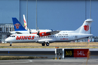 WINGS AIR ATR 72-600 F-WWET (MSN 1493) TLS/LFBO