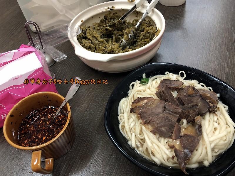 陽明山36文化大學牛肉拌麵