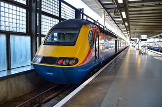43081 + 43049 - St Pancras International - 29/09/18.