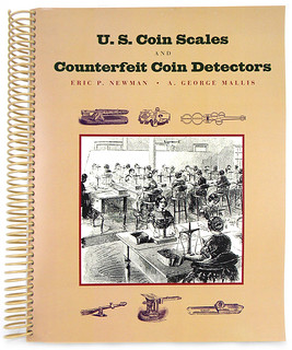 U.S. Coin Scales and Counterfeit Detectors cover