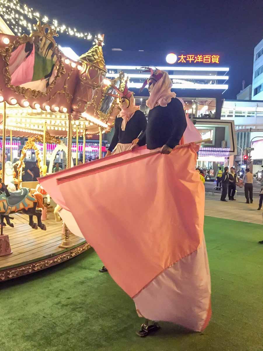 屏東聖誕節台灣燈會-1