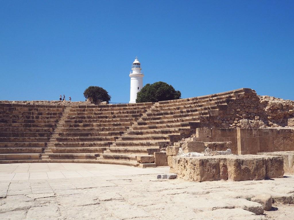 arkeologinen puisto pafoksella