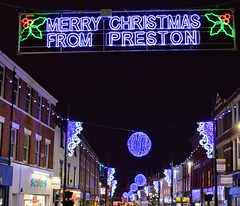 Merry Christmas from Preston